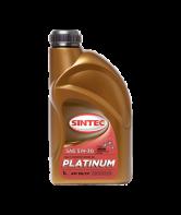 SINTEC PLATINUM SAE 5W-30 API SN/CF синтетика