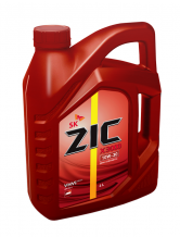 ZIC X3000 10W-30, полусинтетика