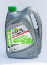 Антифриз Dixol auto-40 (зеленый)