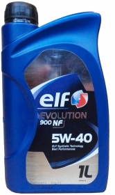ELF Evol 900 NF 5W40
