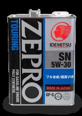 IDEMITSU ZEPRO TOURING 5W30F-S SN/GF-5
