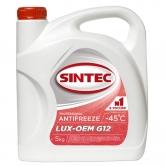 Sintec ANTIFREEZE LUX G12 (-45°С) красный