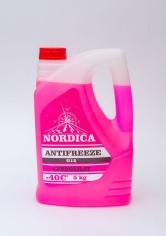Антифриз Nordica G12