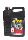 Chevron SUPREME/HAVOLINE 5W30  синт API SM, SL, SJ,SN