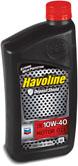 Chevron SUPREME/HAVOLINE SAE  M/O 10W40 п/синт  API SM, SL, SJ,SN