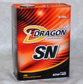 DRAGON  10W40 п/с API SN