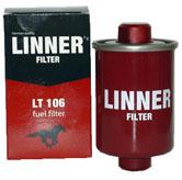 Фильтр топливный LINNER LT 106 ВАЗ (инжектор)
