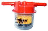 Фильтр топливный LINNER LT 103 (с отстойником) Для всех карбюраторных двигателей, в т.ч. ВАЗ, ГАЗ, ЗАЗ, УАЗ, ИЖ