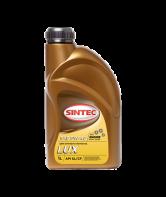 SINTEC LUX SAE 5W-40 API SL/CF п/синтетика
