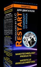 Защитно-восстановительный состав «RESTART» для двигателя