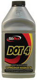 Тормоз.жидкость ДОТ-4 SibTrol