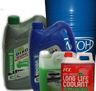 Охлаждающие жидкости и антифризы