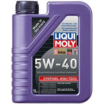 LIQUIMOLY Synthoil High Tech 5W-40