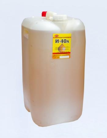 И-40А (индустриальное масло)
