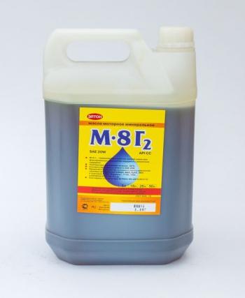 М-8Г2 SAE 20W, CC