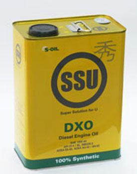 DRAGON SSU DXO 10W40 синтетика API CI-4/SL