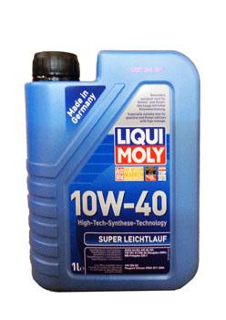 LIQUIMOLY Super Leichtlauf 10W40 п/синт. SJ/SF