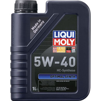 LIQUIMOLY Optimal Synth 5W40 синт.  API SN/CF