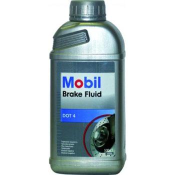 Mobil Brake Fluid ДОТ-4