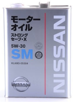Nissan Strong Save SN 5w30