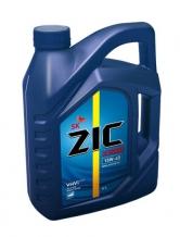 ZIC X5000 15W-40, полусинтетика