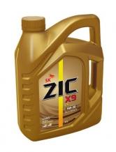 ZIC X9 LS 5W-30, полная синтетика