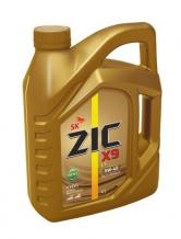 ZIC X9 LS 5W-40 Diesel, полная синтетика