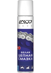LAVR 1741 Белая цепная смазка с PTFE