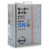 Nissan STRONG SAVE X SN  5W30 4л