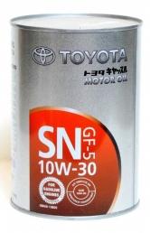 Toyota Motor Oil 10W30 SN 1л