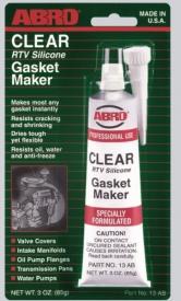 Герметик прокладок Clear стандартный ABRO 13-AB-42