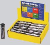 Холодная сварка ABRO AS-224 черная