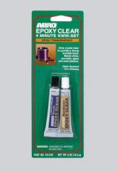 Прозрачный эпоксидный клей ABRO EC-510