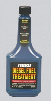 Присадка в дизельное топливо ABRO DT-508