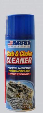 ABRO Masters: Очиститель карбюратора CC-100