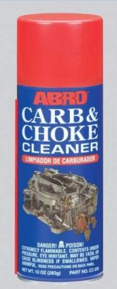 Очиститель карбюратора ABRO CC-200