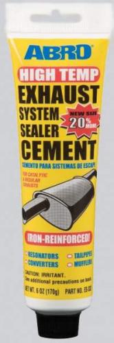 Цемент глушителя ABRO ES-332