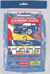 Салфетка чистящая (микрофибра) ABRO CT-210