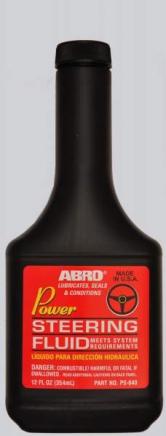 Жидкость для гидроусилителя руля ABRO(эконом) PS-640