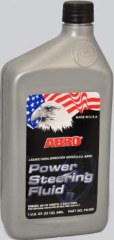 Жидкость для гидроусилителя руля(946 мл) ABRO PS-950-QT