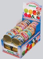 Освежитель воздуха в контейнере (органический) ABRO AS-560 ЛЕСНЫЕ ЯГОДЫ