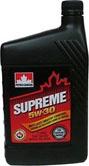 MOSP53C12/16 PC моторное масло SUPREME SAE 5W30  п/синт API SN/CF