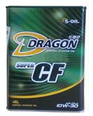DRAGON  10W30 п/с API CF-4/SG