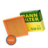 MANN фильтр воздушный С22117 ВАЗ 2108/09/10/15(инж.)