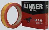 Фильтр воздушный  LINNER LA 105 ВАЗ