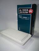 Фильтр воздушный VIC-С A-1003