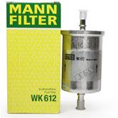 MANN Фильтр топливный WK 612 Peugeot, Renault, Fiat, Citroen