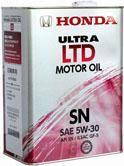 Honda Ultra LTD 5W30 SN/CF-5 синт.