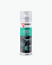 KR-905 Пенный полироль — очиститель пластика салона с матовым эффектом