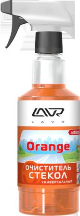 LAVR 1610 Очиститель стекол LAVR Glass Cleaner Orange